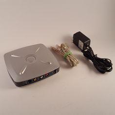 Adaptec VideOh! DVD to PC Video Converter Kit - RCA - S-Video AVC-2210 FREE SHIP #Adaptec