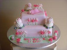 Little Lamb Baby Shower Ideas | Lamb Themed Baby Shower | Superduper Cakes | Pinterest