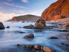 Duckpool Beach, Cornwall, England