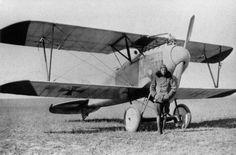 German fighter pilot, WW1.