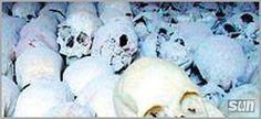 Esqueletos de Hererós