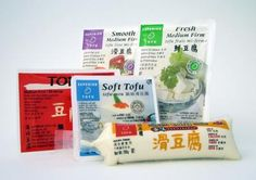 Superior Tofu Ltd. : Pretzels, tofu, soy milk, soy products, doufu,... Soy Products, Soy Milk, Pretzels, Tofu, Packaging Design, Beverages, Coffee, Silk Soy Milk, Kaffee