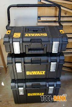 DeWalt modular storage system Dewalt Storage, Modular Storage, Tool Storage, Van Storage, Storage Systems, Van Racking, Dewalt Power Tools, Work Trailer, Mobile Workshop