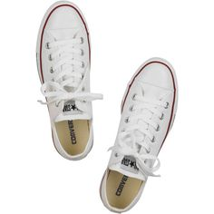 Converse Core Ox low sneakers ($55) ❤ liked on Polyvore