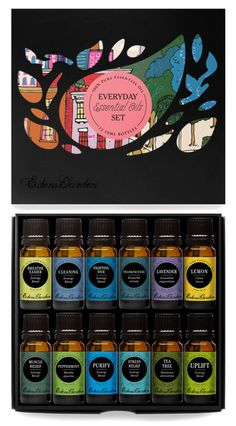 Like the name suggest, this set includes the essential oils and synergy blends to use from morning till night. One of the many things we love about essential oils is their versatility. In the morning,