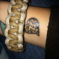 my next tat but in zebra!!