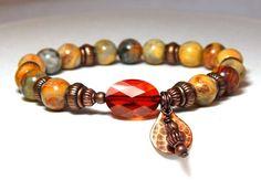 Boho Bracelet by BlueStoneRiver
