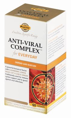 natrx anti viral complex