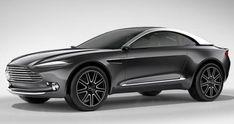'Zo gaat de nieuwe Aston Martin SUV heten'