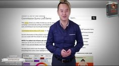 Commission Sumo Demo Video - get *BEST* Bonus and Review HERE!!!... :) :...