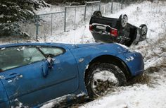 All wheel drive does not me you wont slide of the road. Great article!