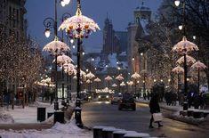 Самые красивые города, в которых стоит встретить Новый год 2018 - Фото Мир Фактов