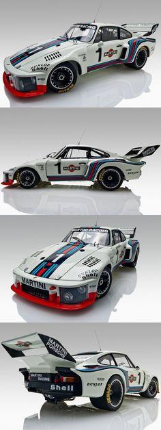 1976 Porsche 935 race car