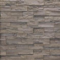 Make your home look attractive by adding this Veneerstone Imperial Stack Stone Pizara Flats Handy Pack Manufactured Stone. Basement Walls, Basement Ideas, Basement Subfloor, Rustic Basement, Basement Apartment, Apartment Renovation, Basement Designs, Basement Bedrooms, Manufactured Stone