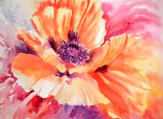 Watercolor fine art with subjects including flowers, landscape, still life, animal & wildlife and portraiture.  Created by English artist Ruth S Harris.