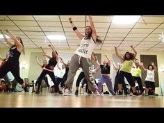 "▶ GetYourFitOn with Tara Dance Fitness - ""Move Up and Down"" by Mademoiselle Luna - YouTube"