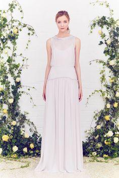 Jenny Packham Resort 2016 Fashion Show