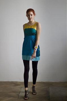 Hodvábne šaty by jmilatova via SaShe