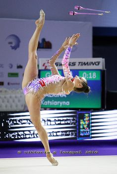 When passion meets beauty, energy, dancing, elegance, gymnastics, skating, music...it's a kind of magic!