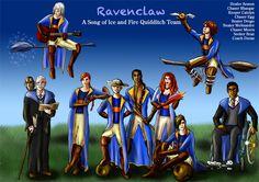 Ravenclaw Asoiaf Quidditch 2 by guad on DeviantArt