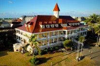 #Tahiti Papeete City Hall by Matarai.com