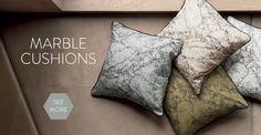 marble cushions FERM LIVING