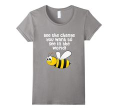 Beekeeper T-Shirt   Beekeeping Shirt   Save The Bees Shirt #bee #bees #beekeeper #ghandi #motivation