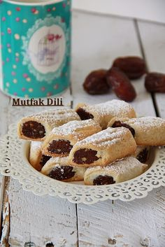 ✿Mutfak Dili ✿: Hurmalı Kurabiye Appetizer Recipes, Dessert Recipes, Desserts, Persimmon Cookies, Turkey Cake, Sweet Sauce, Pastry Cake, Turkish Recipes, Food Facts