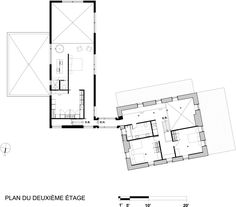 Plan Second Floor