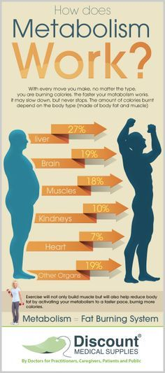 How does Metabolism work? #metabolism #weightloss #exercise
