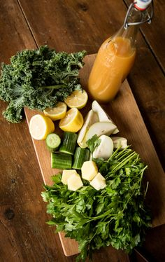 Green Juice by Caitlin Levin