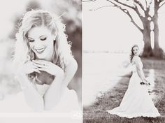 Beautiful Bridal Session