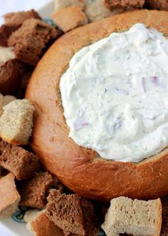 Rye Bread Dip...been looking for this recipe!!! store bought blah!!