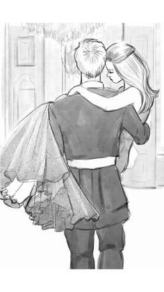 PICTURE FROM THE FAVORITE!! Marlee & Carter, I think im in love with this artist!! pinterest // @lahlahgirl