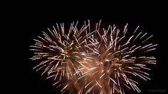 60. Oktoberfest in #Merzig am 03.10.2016 [Bravo]  #Saarland Hoehenfeuerwerk zum 60. Oktoberfest in #Merzig. Geschossen aus dem Stadtpark von der #Firma Bravo. Kleines, aber feines Feuerwerk! #Merzig #Saarland http://saar.city/?p=30583
