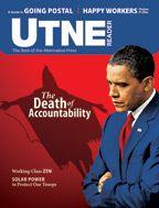 Utne Reader: Alternative coverage of politics, culture, and new ideas