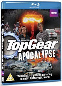 TOP Gear: Apocalypse James May and Richard Hammond present this Top Gear release offering a tongue-in-cheek look into what motoring might be like in a post-apocalyptic world.... (Barcode EAN=5051561001185) http://www.MightGet.com/january-2017-12/top-gear-apocalypse.asp