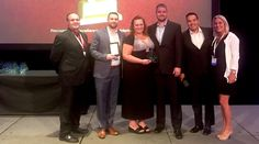 Gila River Hotels & Casinos earns prestigious Romero Award - The Romero Awards are the highest honor in casino marketing and Gila River Hotels & Casinos was victorious at this year's conference for its direct mail campaign targeted at inactive guests. Members of the Gila River Hotels & Casinos' marketing department, led by Corporate Vice President... - http://azbigmedia.com/ab/gila-river-hotels-casinos-earns-prestigious-romero-award