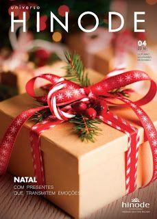 Perfumaria Cosméticos e Bem-estar Hinode: Catálogo Hinode Ciclo Outubro Novembro e Dezembro