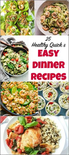 1936 Best Quick And Easy Dinner Recipes Images In 2019 Pasta
