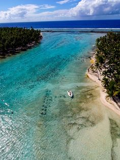 Leeward Islands Tapuamu, French Polynesia. AutoKAP on the Motu, via Flickr.