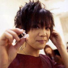 """Yutaka """"Kai"""" Uke (the GazettE) AWWW! LOOK AT THAT SMILE! :)♡(*^。^*)˘ω˘"""