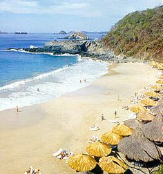 Ixtapa, been there once but would love to go back it is awesome!