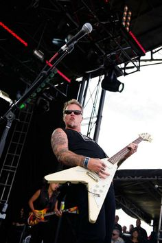 "From the ""Orion Music + More Photos by Ross Halfin"" album on Facebook by Metallica"