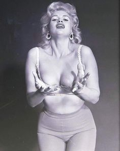 Jayne Mansfield, Pin Up, Burlesque, Movie Stars, Hollywood, Actresses, Photography, France, Instagram