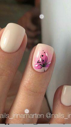 Chic Nail Art, Nail Drawing, Solid Color Nails, Lavender Nails, Gel Nail Art Designs, Nails Design With Rhinestones, Xmas Nails, Minimalist Nails, Funky Nails
