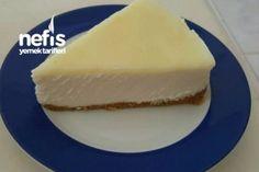 Hindistan Cevizli Limonlu Pişmeyen Cheesecake Tarifi