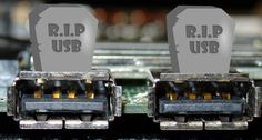 Did you plug a USB drive into your computer yesterday, but today it doesn't show up? Yet that drive works in the other USB ports on your computer. The problem may be the port! This is one of those computer issues that happens so rarely, we tend to blame the USB drive itself; just plug…