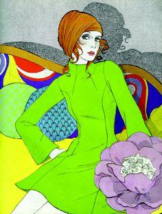 Carla, 1969.
