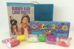Enter to win an Ultimate Rainbow Loom Kit from AllFreeKidsCrafts!